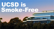 UC San Diego is smoke and tobacco free