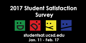 UC San Diego / Student Satisfaction Survey