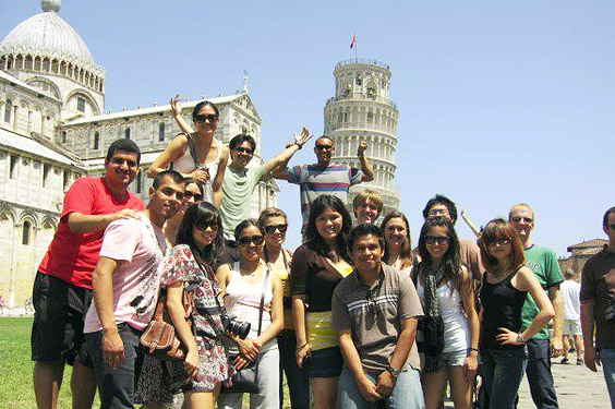 UC San Diego students in Rome, Italy - Study Abroad, Global Seminars