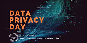 Data Privacy Day - text illustration
