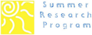 Summer Research Program logo