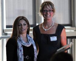 2011 Academic Integrity Ally Award winner