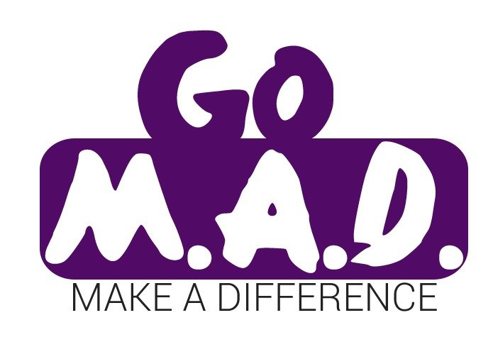 Go MAD Conference Logo