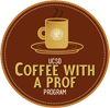 Coffee With a Prof logo