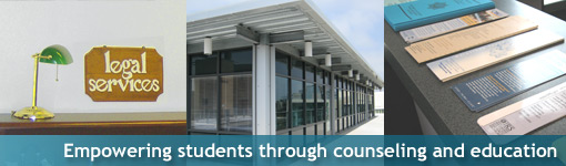 Student Legal Services Banner Image
