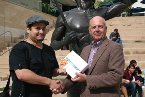 Direct Deposit iPad winner