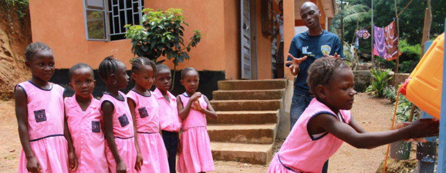 Strauss Scholarship benefiting children in Sierra Leone