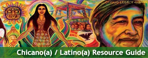 Chicano-Latino Resource Guide