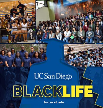 Black Life publication - cover and photo collage