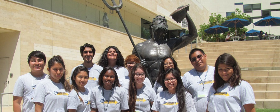 UCSD CSI Peer Mentors Group Shot