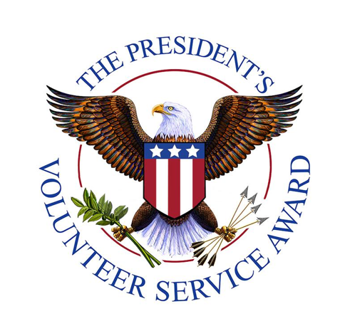 presidential-service learning award