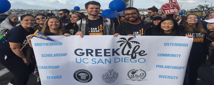 UCSD Greek Life MLK