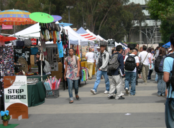 2018 La Jolla Winter Vendor Fair