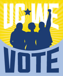 UC - SOVAC - register to vote!!! / UC San Diego