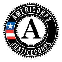 Americorps Justicecorps logo
