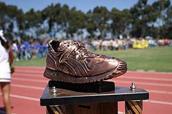 Unolympics Golden Shoe Spirit Award