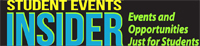 Student Events Insider